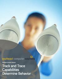 track and trace capabilities determine behavior